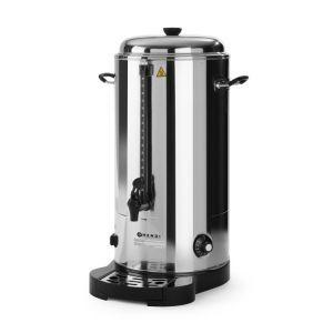 Boiler bauturi calde cu pereti dubli, 2200 W, 9 L, Argintiu/Negru