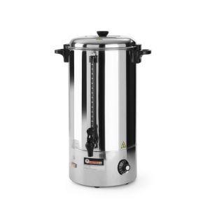 Boiler bauturi fierbinti 10 lt, inox, 2200W, termostat 0-99 gr C, 336x221x(H)474 mm