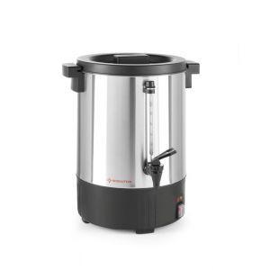 Boiler bauturi fierbinti 12 lt, Revolution, 35x37x(H)41 cm inox, 2250W, termostat 0-96 gr C, potrivit si pentru uz profesional