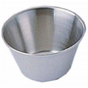 Bol pentru sos Inox 115 ml ø73x(H)47 mm