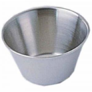 Bol pentru sos Inox 340 ml ø100x(H)75 mm