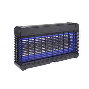 Capcana Insecte HENDI XL UV-A LED, acoperire 300 mp, 13W, 4000V, agatare tavan cu lant sau la podea, 470x100x(h)263 mm