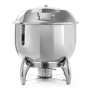 Chafing dish rotund pentru supa, 11lt, inox, 405x480x(H)460 mm,