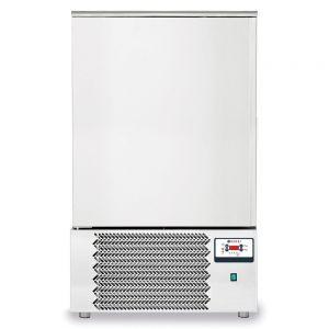 Congelator profesional 15 GN 1/1 cu 1 usi 15x GN 1/1 sau 15x tavi 600x400 mm otel inoxidabil +3 /- 18°C 1820 W 750x740x(H)1850 mm