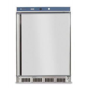 Congelator profesional Budget Line cu 1 usa 120 L 600x585x(H)855 mm otel inoxidabil -18/-12°C 105 W 2 rafturi 2x 500x415 mm