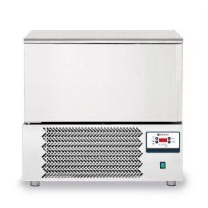 Congelator profesional Nano cu 1 usi 3x GN 1/1 sau 3x 600x400 mm otel inoxidabil +3 /- 18°C 1150 W 750x740x(H)720/750 mm
