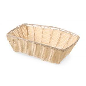 Cos pentru paine - dreptunghiular - set de 3 bucati 230x180x(H)70 mm, Hendi