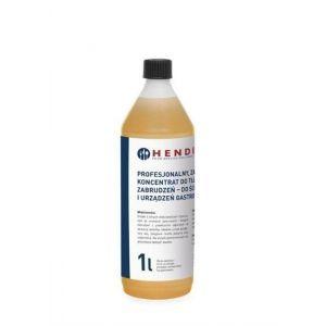 Detergent profesional concentrat pentru petele grase, pereti, podele si echipamente de catering 1 L
