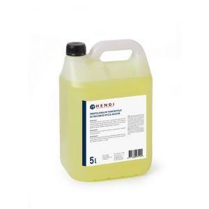 Detergent profesional concentrat pentru spalarea manuala a vaselor, 5 L, Hendi
