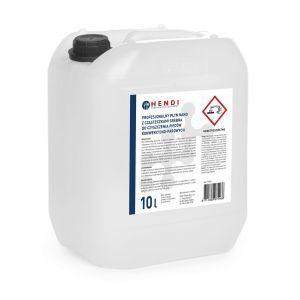 Detergent profesional Nano cu Ioni de argint pentru cuptoare 10 L