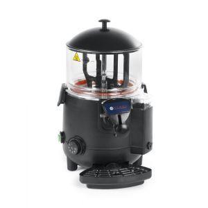 Dispenser profesional ciocolata fierbinte , 1006 W, capacitate 5 lt, sistem incalzire bain-marie