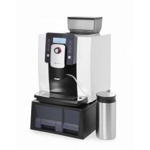 Espresor cafea automat Profi Line, profesiional, rasnita inclusa ,alb