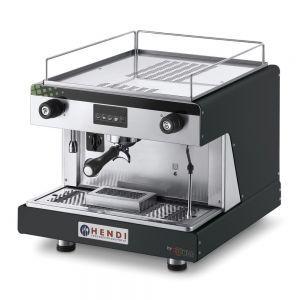 Espressor profesional Top Line BY WEGA 2900 W Negru 530x555x(H)515 mm control electronic programarea a pana la 4 cafele pe grup