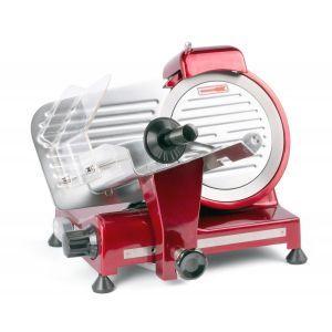 Feliator carne Profi Line 220, 280 W, Grosime reglabila, Diametru max 150mm, Rosu