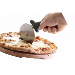 Feliator pizza, otel inoxidabil/polipropilena, Ø10x23 cm
