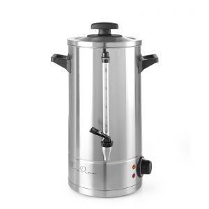 Fierbator cu pereti dubli Fine Dine by 10 litri, Inox, 30 ° C - 100 ° C, 1300 W, 3120x290x500 mm