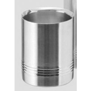 Frapiera pentru vin Inox diametru interior 105 mm, ø120x(H)183 mm