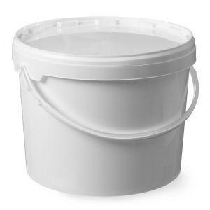 Galeata 11.5 litri - pilpropilena - cu capac, Hendi