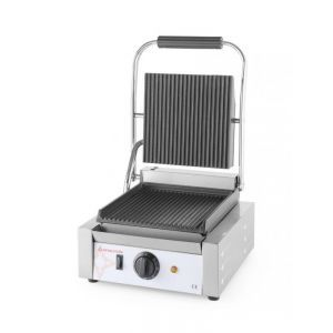 Gratar electric profesional cu suprafata striata 1800 W, Revolution, 290x305x (H) 210 mm