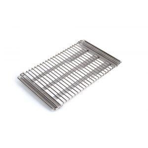 Gratar GN 1/1 - 325x530 mm, inox, potrivit pentru gratare si cuptoare,