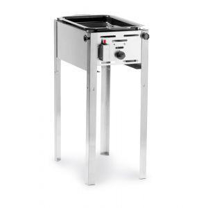 Grill Master profesional, model Mini, cadru inox, 5800W, 34x54x(H)84 mm