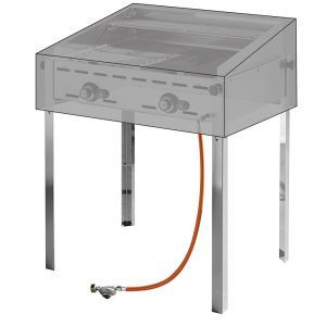 Husa protectie din plastic rezistent UV pentru gratare Master Maxi, coduri 154717-154878