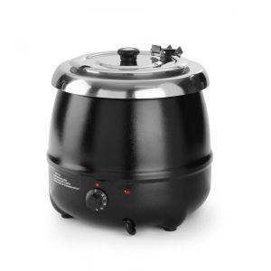 Incalzitor supa, electric, 8lt, 430W, regulator de putere, 340x(H)360 mm, potrivit si pentru uz profesional