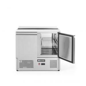 Masa frigorifica rece pentru salate, ARKTIC by, interval temperatura 2/10 gr C, 250 W, 90x69.8x(H)85 cm