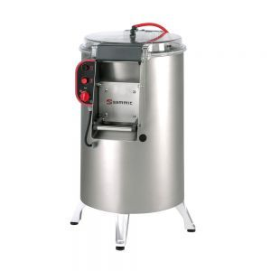Masina de curatat cartofi profesionala, SAMMIC M-5, putere 300W, capacitate 5 kg, Hendi
