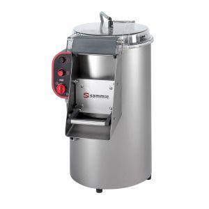 Masina de curatat cartofi profesionala, SAMMIC PI-20, putere 550W, capacitate 20 kg, Hendi