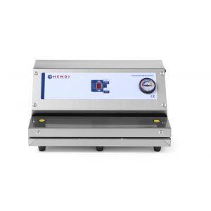 Masina pentru ambalare vacuum Hendi Profi Line, banda etansare cu teflon, 420x280x(H)170 mm