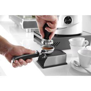 Presa cu arc pentru aparat cafea / Pre-tamper pentru palma, ø58x(H)35mm