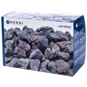 Roca vulcanica fina, 3 kg