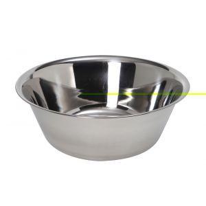 Set 3 forme prajituri, tip dariole, 60x(H)45 mm, inox,