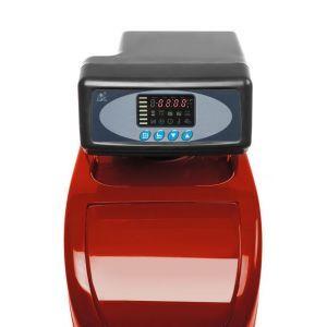 Sistem automat de dedurizare a apei prin ionizare, debit apa 5 l/min, cu panou control digital, Revolution by Hendi, rezervor regenerare 8 kg, 206x380x(h)480 t