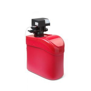 Sistem semi-automat de dedurizare a apei prin ionizare, debit apa 5 lt/min, Revolution by Hendi, rezervor regenerare 8 kg, 195x360x(H)510 mm