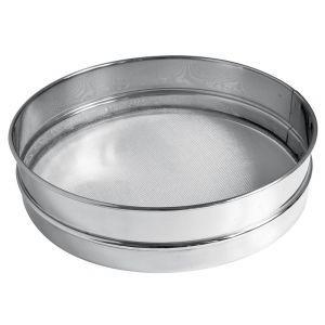 Sita pentru faina si gris, cu carlig, diametru 26 cm x (H) 6.3 cm,