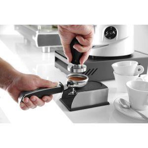 Stand presa cafea/ Stand tamper, 93x142x(H)60 mm, Negru, Silicon