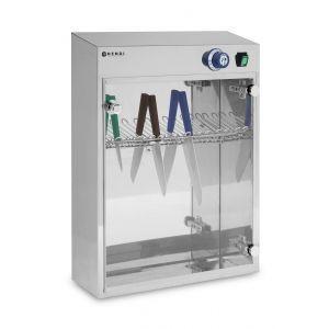 Sterilizator UV pentru 14 cutite, 25 W 25 510x160x(H)610 mm