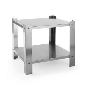 Suport din inox pentru aragaz portabil, 425x425x(H)400 mm