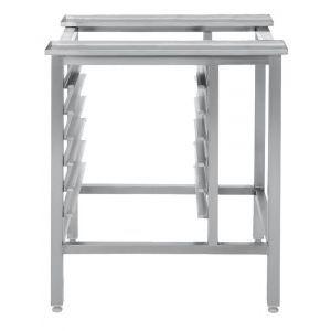 Suport podea pentru cuptorul HENDI 225530, 225547, dimensiuni 590x480x(H)700 mm