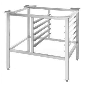 Suport podea pentru cuptorul HENDI 225677, 225042, dimensiuni 790x520x(H)700 mm