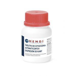 Tablete pentru curatarea aparate de cafea profesionale 25 tablete, Hendi
