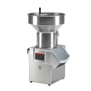 Taietor electric profesional pentru legume, SAMMIC CA-62, 2 viteze 365/730 rpm, putere 750W, alimentare 400V, Hendi
