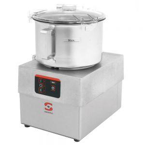 Taietor electric profesional pentru legume, SAMMIC K-82, 2 viteze 1500/3000 rpm, putere 900-1500W, capacitate 8 litri, Hendi