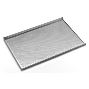 Tava cuptor perforata aluminiu 600x400 mm
