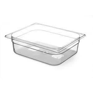 Tava Gastronorm GN 1/2 100 mm 6.5 lt - TRITAN free BPA