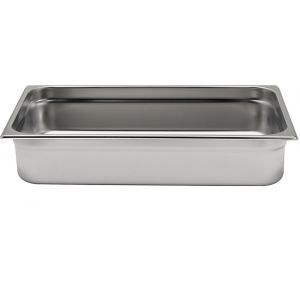 Tava Gastronorm GN 1/9 65 mm 0.6 lt - gama Kitchen Line, otel inoxidabil