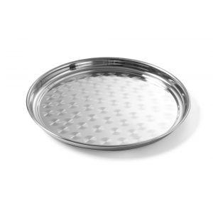 Tava pentru servire, otel inoxidabil - 300 mm