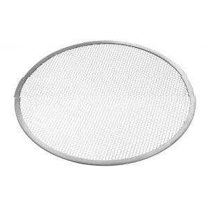 Tava sita / retina pentru pizza, 33 cm, aluminiu,